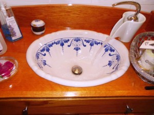 Designer Wet Sink